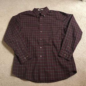 Men's L.L.Bean Plaid Shirt